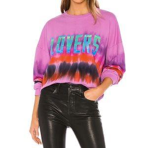 Lovers + Friends Tie Dye Lovers Sweater